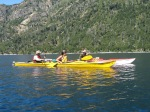 Kayaking Brazo Blest